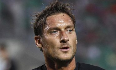 Une altercation terrible entre Totti et Spalletti