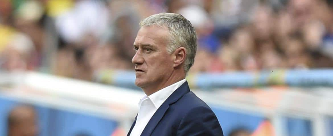 Equipe de France : Deschamps tacle Rabiot et encense Thauvin