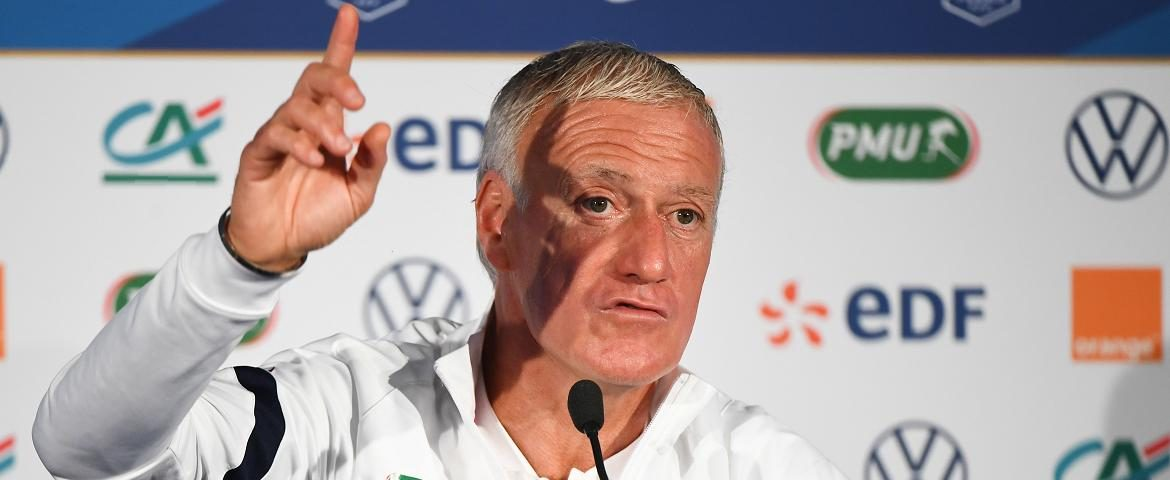 Equipe de France : Deschamps n'en a rien à faire du PSG